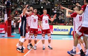 Puchar Świata siatkarzy 2019. Polska wygrała z Tunezją 3:0 i Japonią 3:1