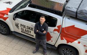 Podróżnik poszuka polskich śladów na dwóch kontynentach