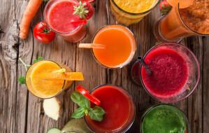Okiem dietetyka: soki w diecie