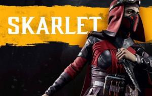 "Beata Poźniak: gdańska aktorka głosem Skarlet w grze ""Mortal Kombat 11"""