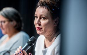 Olga Tokarczuk z literackim Noblem. Komentarze z Trójmiasta