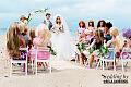 Urządziła ślub lalek Barbie na gdańskiej plaży. Izabela Kwella o swoim hobby