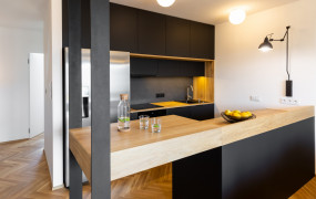 Kuchnia. Projekt i materiał wysokiej jakości pomoże stworzyć wyjątkowe wnętrze