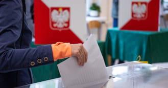 Wyniki wyborów. Liczba głosów na poszczególnych kandydatów