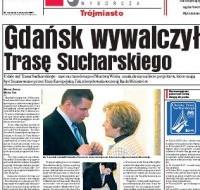 Wielki powrót Trasy Sucharskiego