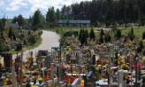 Powiększony cmentarz w Kosakowie wystarczy na osiem lat