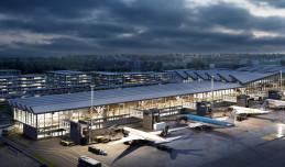 Rusza rozbudowa terminala na lotnisku w Gdańsku
