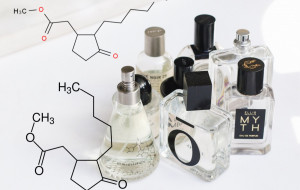 Nowoczesne perfumy molekularne