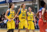Arka Gdynia - Famila Schio. Koszykarki zaczynają Euroligę