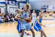 Derby koszykarek AZS Uniwersytet Gdański - Arka Gdynia w hali 100-lecia Sopotu