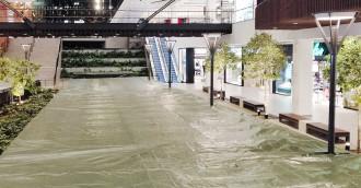 Kanałem Raduni w Forum Gdańsk ma popłynąć woda