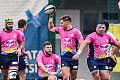 Ekstraliga rugby. Skra Warszawa - Arka Gdynia 71:14