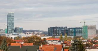 Gdańsk otwiera kolejny punkt widokowy. Na Oliwę, Przymorze i Wrzeszcz