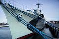 Marynarze z ORP Błyskawica uratowali tonącą kobietę