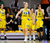 Arka Gdynia - Widzew Łódź 89:63. Ligowa dominacja koszykarek trwa