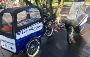 Gdynia: rowery towarowe także dla mieszkańców