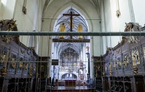 Światełko w tunelu dla św. Mikołaja. Kościół ma zostać częściowo otwarty