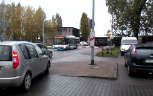 """Autobus między rogatkami. """"Zagrożenia nie było"""""""