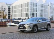 Odświeżony Lexus RX debiutuje w Trójmieście