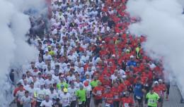 W poniedziałek biegacze na ulicach Gdyni