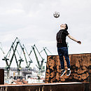 "Gdyński mistrz freestyle football w ""Mam Talent"""