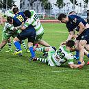 Arka Gdynia - Lechia Gdańsk 5:47 w derbach Trójmiasta w rugby