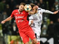 Lechia Gdańsk - Pogoń Szczecin 0:1. 8. miejsce na półmetku sezonu zasadniczego