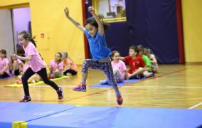Zadbaj o sportowy rozwój dziecka od najmłodszych lat
