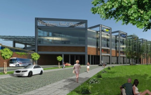 Właściciel browaru we Wrzeszczu zbuduje tuż obok centrum handlowe
