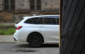 BMW serii 3: kombi równie dobre co sedan
