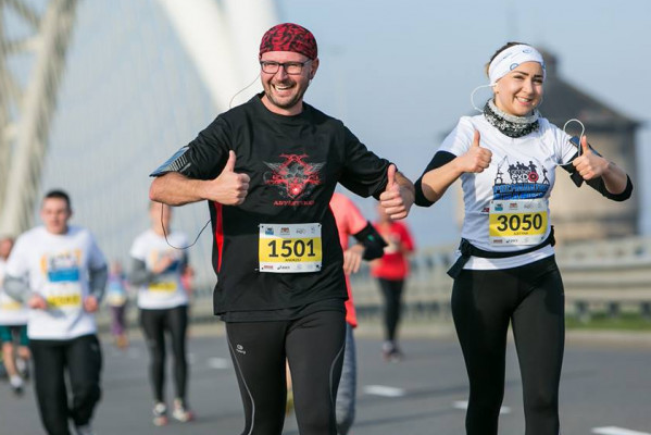 W ten weekend półmaraton w Gdańsku