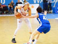 El. Eurobasketu koszykarek. Polska przegrała z Wielką Brytanią
