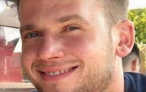 Zaginął 31-letni Artur Czarnacki z Gdańska. Mężczyzna jest poszukiwany od 12.11.2019 r.