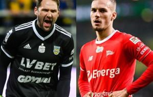 Piłkarze Lechii i Arki w el. Euro 2020. Haraslin i Steinbors z porażkami