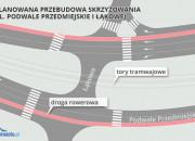 Przebudowa Podwala z Łąkową: start zimą, gotowe na lato