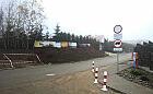 Kontrowersje wokół szlabanu na granicy Gdańska i Borkowa