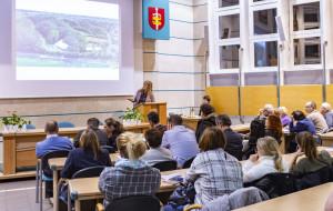 Prezentacja projektów na zagospodarowanie Polanki Redłowskiej