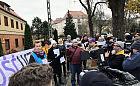 Kolejny protest pod kurią w Gdańsku