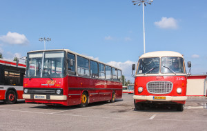 Poznaj historyczną flotę gdańskich autobusów