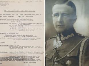 Niemiecki dokument ujawnia więź lwowiaka z Gdynią i Gdańskiem