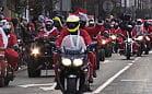 Mikołaje przejechali przez Trójmiasto