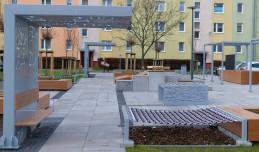 Gdynia: rewitalizacja zmieniła osiedle Opata Hackiego i Zamenhofa