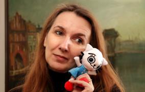 """Anita Głowińska: """"Kocham to, co robię"""". Wywiad z autorką """"Kici Koci"""""""