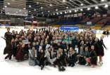 Łyżwiarki synchroniczne Iceskater Gdańsk znów najlepsze w Polsce