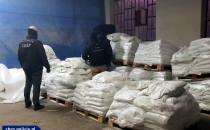 Prawie 2 tony kokainy w Gdyni. W...