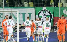 Lechia Gdańsk - Zagłębie Lubin 3:2. Jak Feniks z popiołów w Pucharze Polski