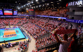 ME siatkarzy znów w Polsce. Gdańsk gospodarzem w 2021 roku?