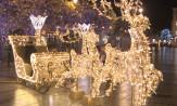 Świąteczne iluminacje w Gdyni i Sopocie odpalone