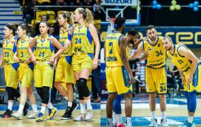 Euroliga i Eurocup w środę w Gdyni. Przyjadą Dynamo Kursk i Dolomiti Trento