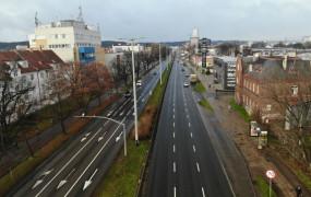 Nowa droga rowerowa między Wrzeszczem a Oliwą